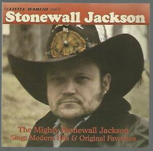 The Little Darlin' Sound of STONEWALL JACKSON, Scarce US Country CD Nr Mint