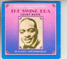 COUNT BASIE - Classic Performances from The Swing Era - CD