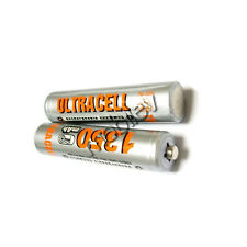 8 x AAA Ni-MH 1350mAh Rechargeable Battery Ultra cell 1
