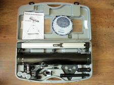 Brand New - 76mm x 700mm 262x Science Tech Reflector Telescope Set / Kit In Case