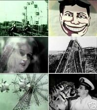 Coney Island Amusement Park Vintage Films DVD