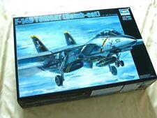 Trumpeter 03202 1/32 F-14B Tomcat Bomb-cat Fighter Airplane Jet Warcraft Model