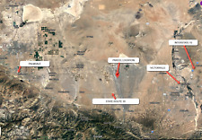80 ACRE PARCEL FOR SALE SAN BERNARDINO COUNTY ABOUT 15 MILES FROM VICTORVILLE