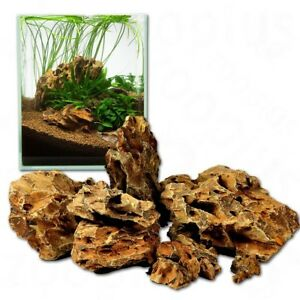 DRAGON Stone ROCK Ohko Aquascaping Aquarium natural Iwagumi SHRIMP TROPICAL FISH