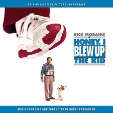CHERIE, J'AI AGRANDI LE BEBE (HONEY I BLEW UP THE KID) - BRUCE BROUGHTON (CD)