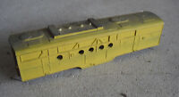 Vintage 1960s HO Scale Diecast B Unit Locomotive Shell LOOK