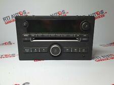 SAAB 9-3 Radio Stereo Cd player testa dell'unità 12774897 2007 in poi