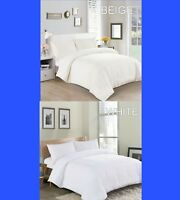 3 Pieces FAME Lace /Embroidered Bedding Set Duvet Quilt Cover Pillowcase