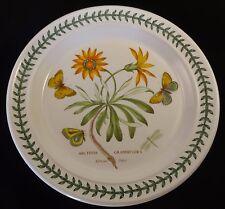 "Portmeirion Botanic Garden 10.5"" Dinner Plate African Daisy Arctotis Grandiflora"