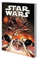 Marvel Star Wars Last Flight of the Harbinger TPB Graphic Novel *BRAND NEW*
