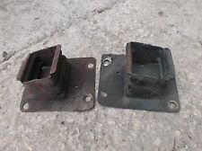 MG  ZR  ROVER STREETWISE  ROVER 25 REAR CRASH CANS