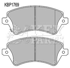 Brake Pads Set fits TOYOTA COROLLA E12 Front 1.4 1.4D 01 to 07 KeyParts Quality