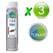 3x Additivo FAP DPF Tunap 184 Filtro Antiparticolato Antifuliggine Concentrato