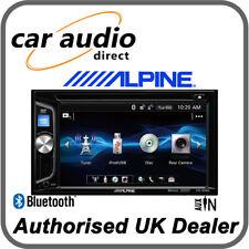 Alpine IVE-W560BT Bluetooth CD/DVD MP3 USB AUX Tuner Stereo iPhone iPod EQ