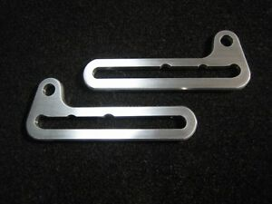 1928-1934 Ford Pickup Chop Top Windshield Swing Arms -  Model A