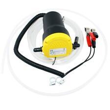 12V Eléctrica Bomba Extractora de Aceite Transferencia Fluido de Aceite Diesel