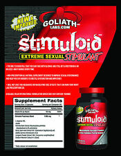 Male Enhancement Stimuloid Bigger Harder Sex Drive No Hgh