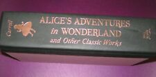 Alice's Adventures in Wonderland & Other Classic Works Lewis Carroll - Hardcover