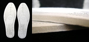THICK MEMORY FOAM INSOLES LINERS INSERTS WORK BOOTS SHOES SIZE 3-12 NOT PRE-CUT