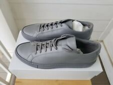 NEW Common Projects Men's Achilles Low Sneaker in Gray - EU 43 | US 10