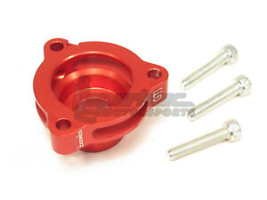 Boomba Turbo Blow Off Valve Adapter BOV Red VW GTI Golf  Mk7 / Jetta A3 1.8T
