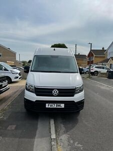 VW Crafter Trendline 2017 low miles, excellent condition