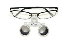 Best Dental Surgical Medical Binocular Loupes 35x 320mm Optical Glass Loupe