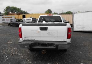 2007-2013 Chevy Silverado 1500/2500/3500 Back Glass Genuine OEM W/Privacy
