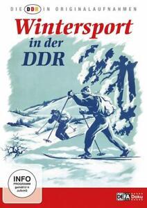 DVD * DIE DDR IN ORIGINALAUFNAHMEN - Wintersport in der DDR # NEU OVP &