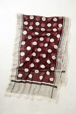New Anthropologie Sold Out in Stores $68 Geo-Dot Wool Scarf from Lulla by Bindya