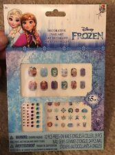 Disney Frozen 65 pc Decorative Nail Art