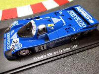 1/43 Porsche 956 #21 Andretti/Andretti/Alliot 3rd 24h Le Mans`83 SPARK S5505 TOP