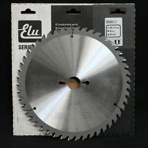 Elu E51031 Series 40 260mm x 30mm 48T TCT Circular Saw Blade Wood & Laminates