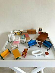 Dolls house furniture job lot