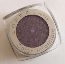 Loreal Loose Eyeshadow 037 Metallic Lilac 24Hr Hold Amethyst Orchid Purple