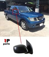 FOR NISSAN NAVARA 04-16 PATHFINDER 04-13 WING MIRROR ELECTRIC PRIMED RIGHT LHD