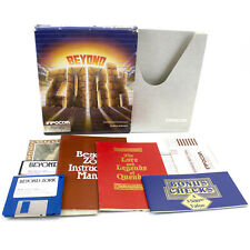 """Beyond Zork el coco de quendor para PC 5.25"""" en caja grande por Infocom, 1987"""