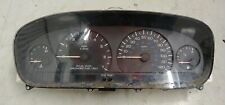 99-00 Caravan Plymouth Voyager Instrument Cluster Speedometer Tach *Black Plug!