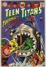 TEEN TITANS #11 (DC) SEPT./OCT. 1967 - VG (4.0)    SPEEDY APPEARANCE