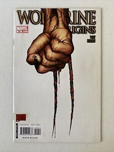 WOLVERINE: ORIGINS #10 1st appearance Of DAKEN