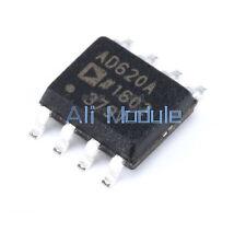 5 PCS AD620ARZ chip instrumentation amplifiers SOP-8 New