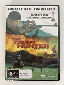 The Deer Hunter DVD R4 *BRAND NEW SEALED* Robert DeNiro Free Tracked Post