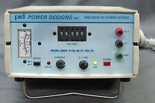 Power Designs 2040A Precision DC Voltage / Power Source, 20V 400W tested good