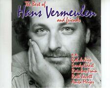 CD HANS VERMEULEN and FRIENDSthe best of2CD  EX+ (A3312)