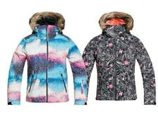 Girls' ROXY American Pie Hooded Snow Jacket Insulated Coat Snowboard Ski Winter