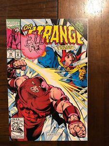 DOCTOR STRANGE SORCERER SUPREME #44 - 1st CYTTORAK Cosmic Ghost Rider Cates