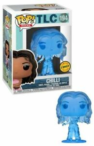 "TLC CHASE CHILLI 3.75"" POP ROCKS VINYL FIGURE FUNKO BRAND NEW 194 UK SELLER"