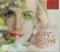 Annie Moses Band  The Art of the Love Song New CD PBS