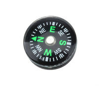 20mm Lot of 12pcs Small Mini Compasses for Camping Hiking Traveling