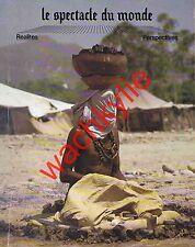 Le spectacle du monde n°294 du 09/1986 Hindouisme DGSE Aquino Curé d'Ars Borgès